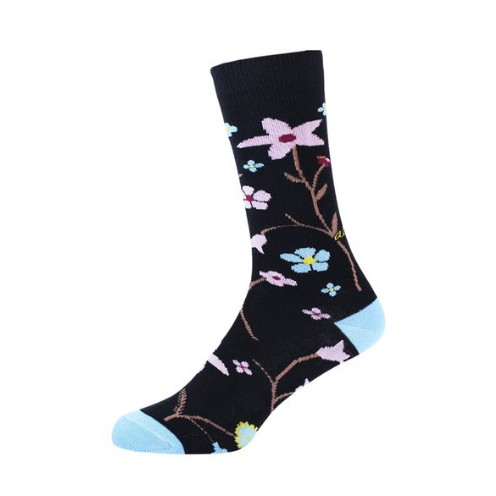 Meia Altai Floral Vibes