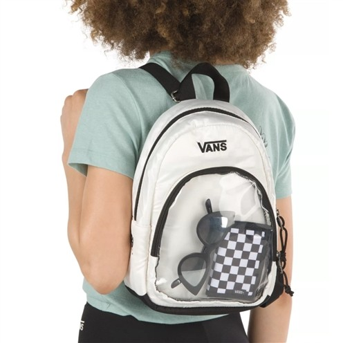 Mochila Vans Heart Lizzie Antique White