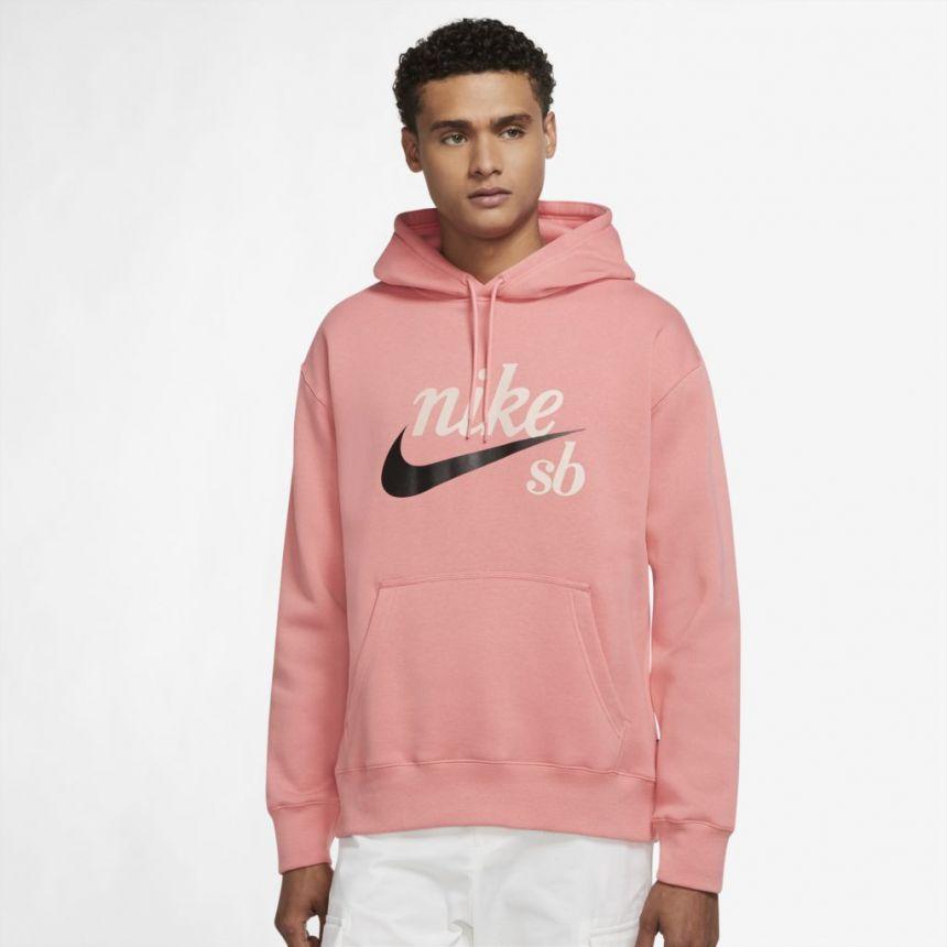 Moletom Nike SB Craft Rosa