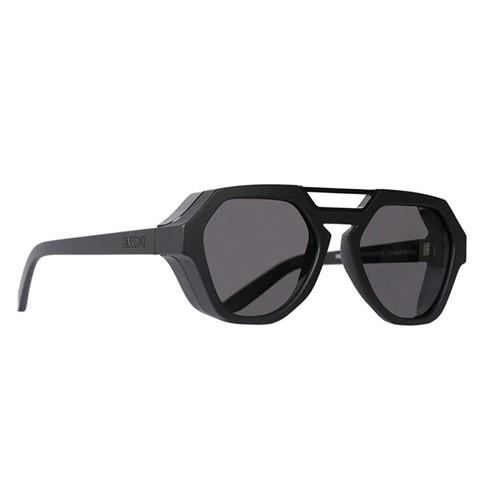 Óculos Evoke Avalanche A01G Black Matte Black Shine Gray Total