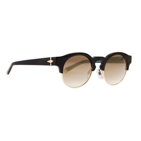 Óculos Evoke Capo III A01S Black Shine Gold G15