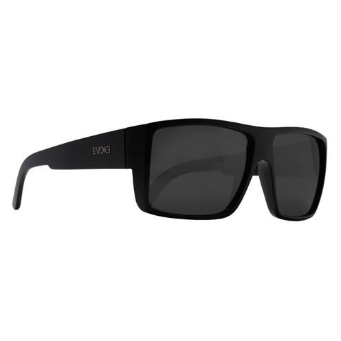 Óculos Evoke Code BR03 Black Matte Grafiti Gray Total