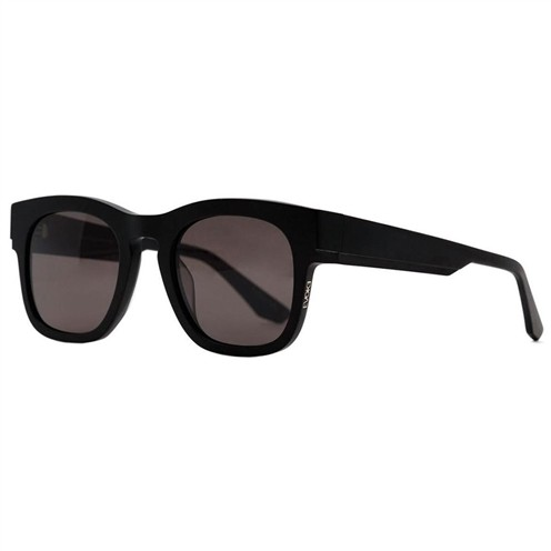 Óculos Evoke Reverse 2 A02P Black Matte Silver Brown Polarized