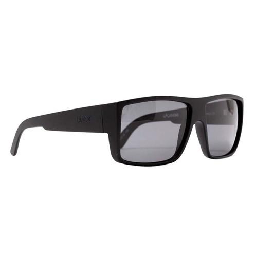 Óculos Evoke The Code BR08P Black Matte Black Gray Polarized