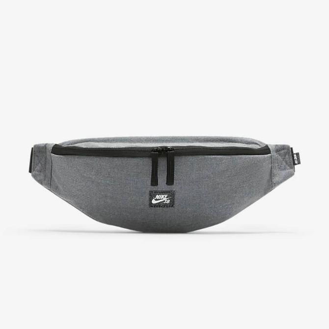 Pochete Nike SB Icon Cinza