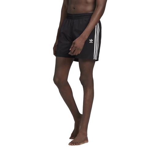Shorts Adidas 3 Stripes Swims Black