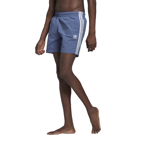 Shorts Adidas 3 Stripes Swims Crew Blue