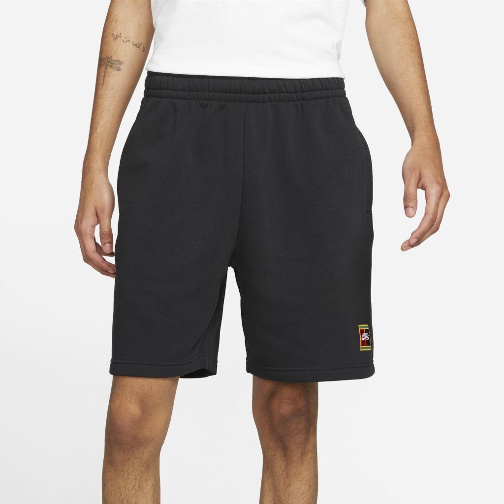 Shorts Nike SB GFX Fleece Preto