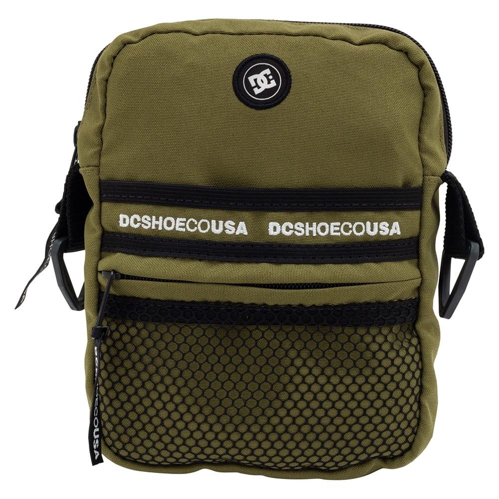 Shoulder Bag DC Shoes Starcher Verde Escuro