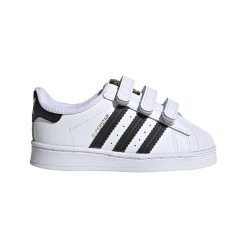 Tênis Adidas Infantil Superstar Branco