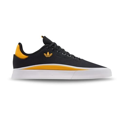Tênis Adidas Sabalo Preto/Amarelo