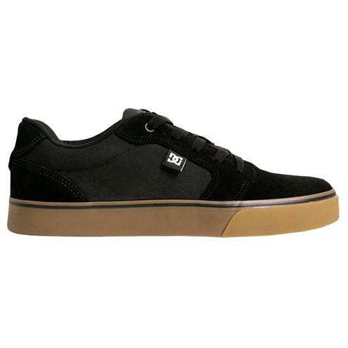 Tênis DC Shoes Anvil Black/Gum