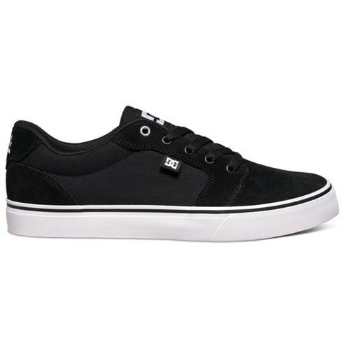 Tênis DC Shoes Anvil Black/White