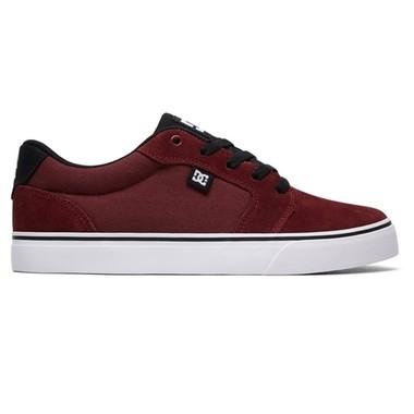 Tênis DC Shoes Anvil Cabernet