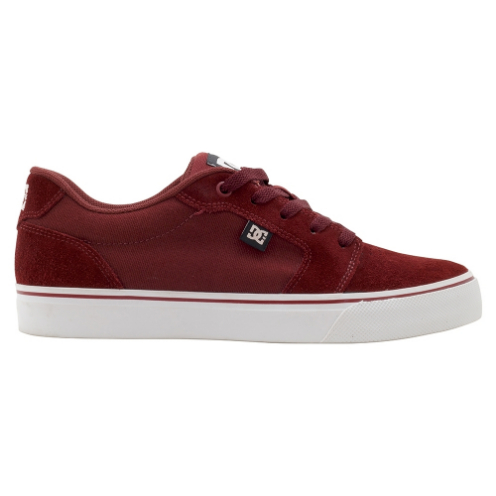 Tênis DC Shoes Anvil Maroon
