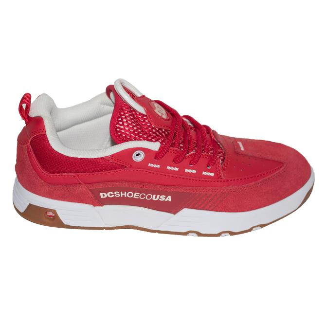Tênis DC Shoes Legacy 98 Slim Vermelho