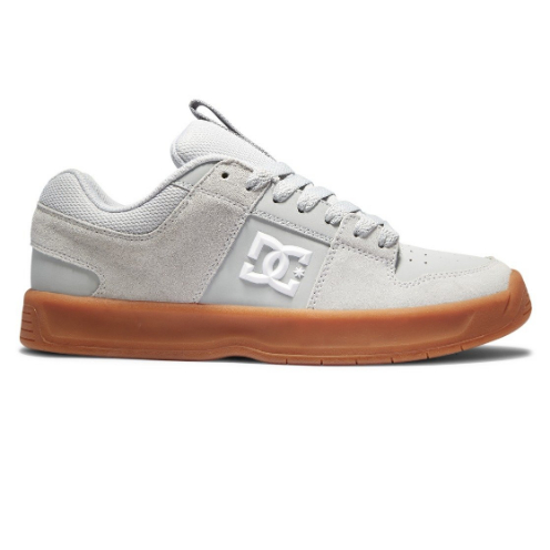 Tênis DC Shoes Lynx Zero Grey/White/Gum