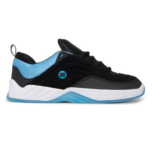 Tênis DC Shoes Williams Slim S Black/Black/Blue