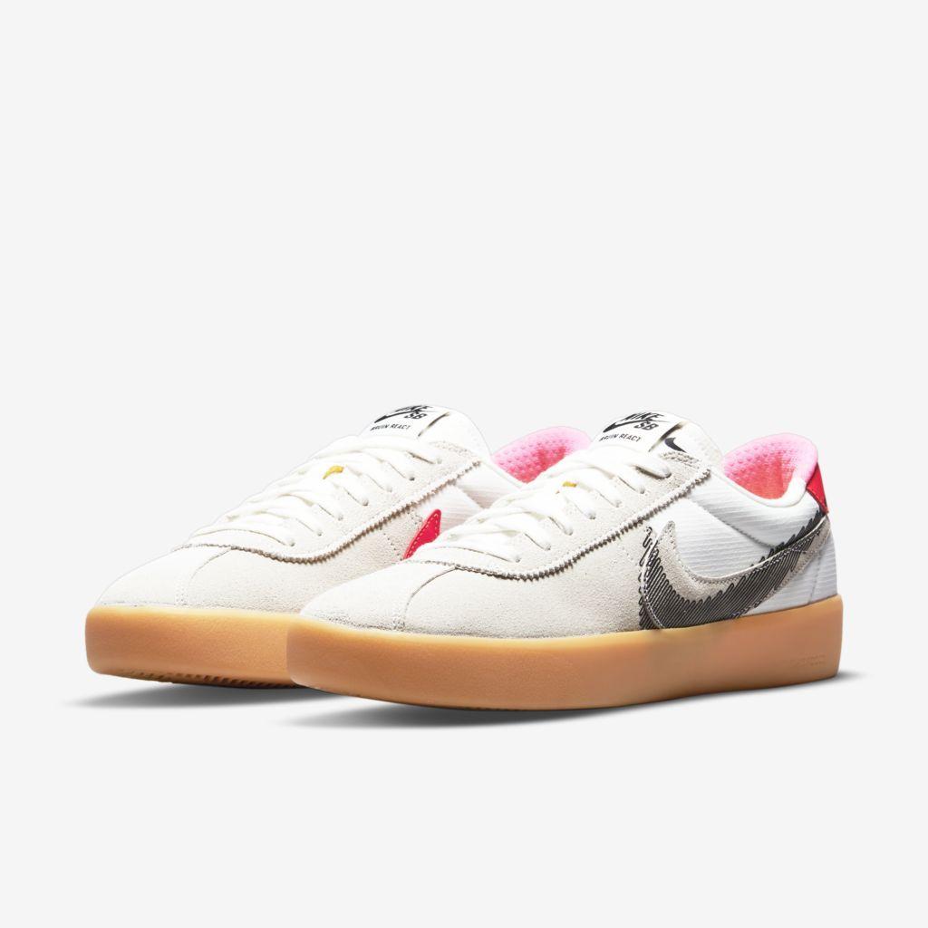 Tênis Nike SB Bruin React T Branco