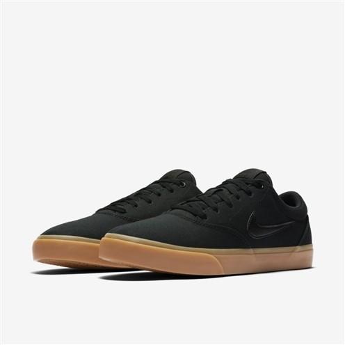 Tênis Nike SB Charge CNVS Black/Gum