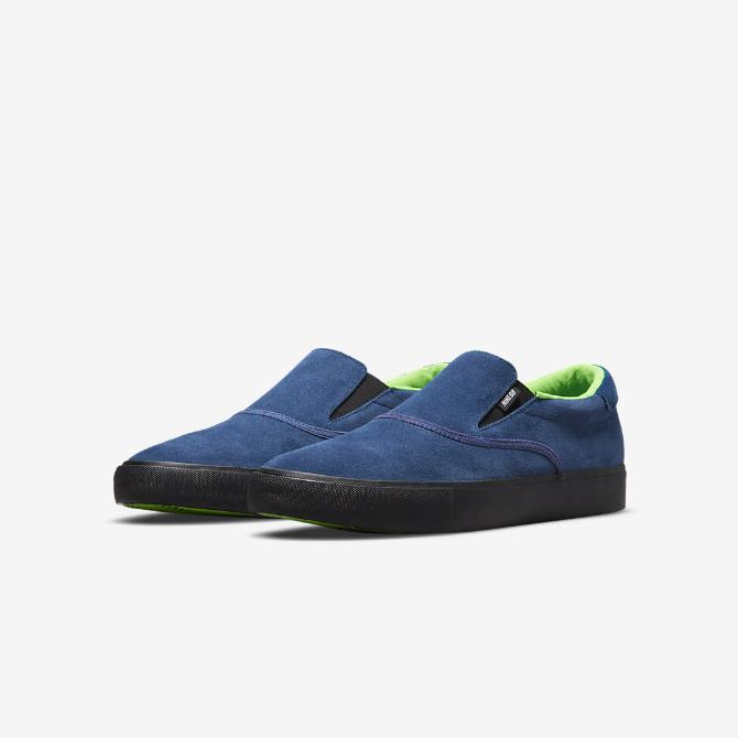 Tênis Nike SB x Leo Baker Zoom Verona Slip