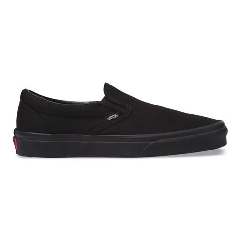 Tênis Vans Classic Slip On Black/Black