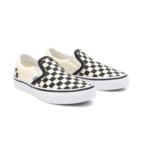 Tênis Vans Kids Classic Slip On Checkerboard