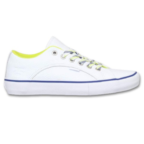 Tênis Vans Lampin Pro Ltd Quartersnacks White