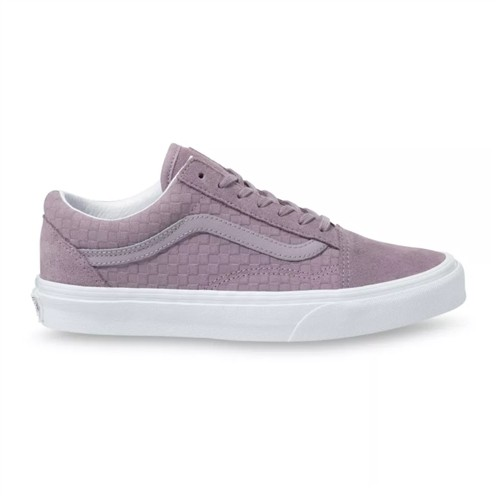 Tênis Vans Old Skool Emboss mini check