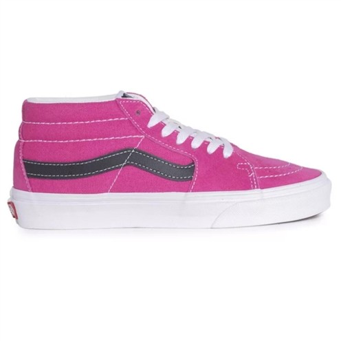 Tênis Vans Sk8 Mid Retro Sport Pink