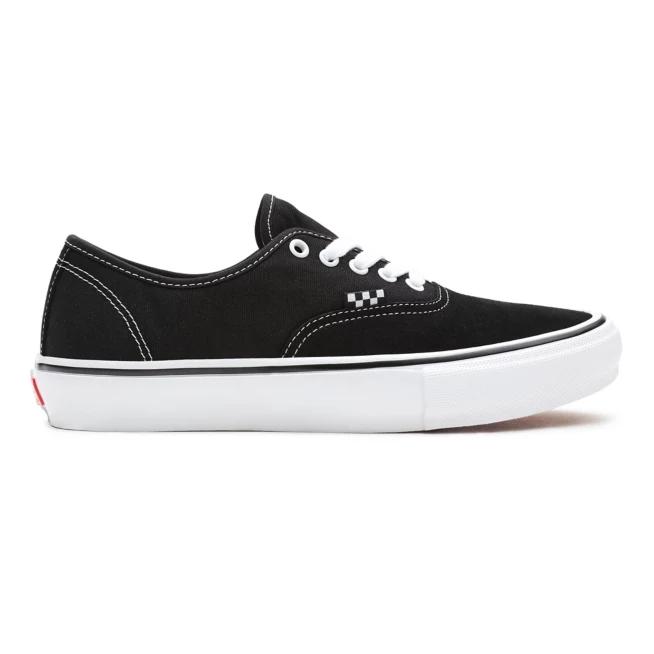 Tênis Vans Skate Authentic Black/White