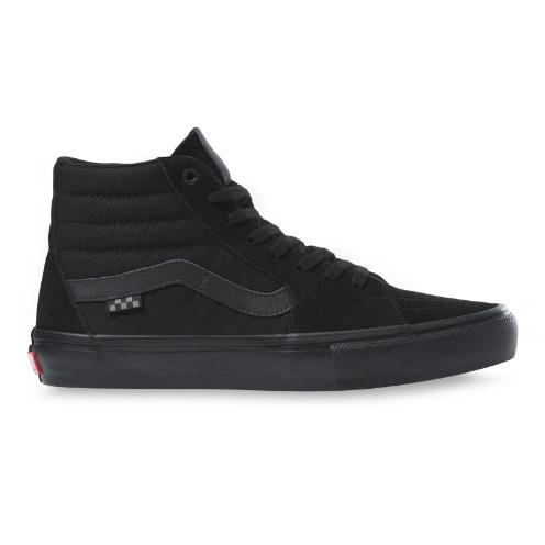 Tênis Vans Skate Sk8 Hi Black/Black