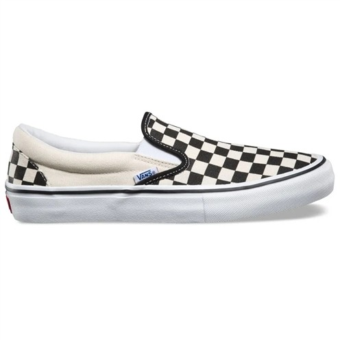 Tênis Vans Slip On Pro Checkerboard Xadrez