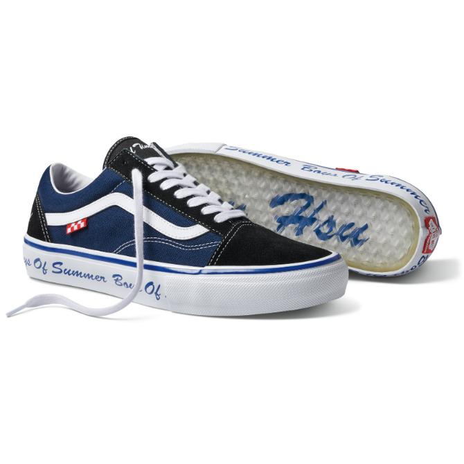 Tênis Vans x Boys Of Summer Skate Old Skool LTD