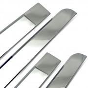 Friso Lateral Cromado Universal X-treme 4 Portas