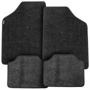 Tapete Automotivo Carpete Soft Grafite Modelo C