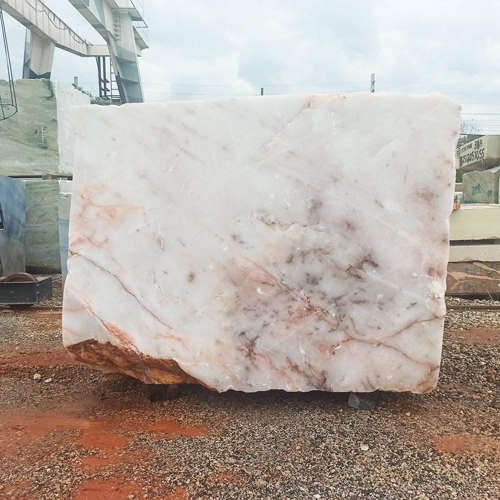 Bloco de Cristallo White - Bloco nº01 - Premium