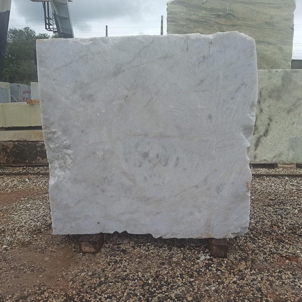 Bloco de Cristallo White - Bloco nº11 - Premium