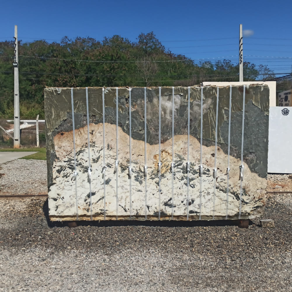 Bloco de Granito Lithium - Bloco nº31 - Premium