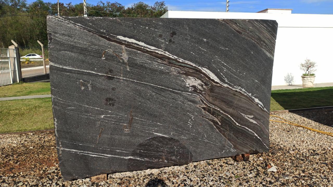 Bloco de Granito Winter Wood - Bloco nº127 - Premium