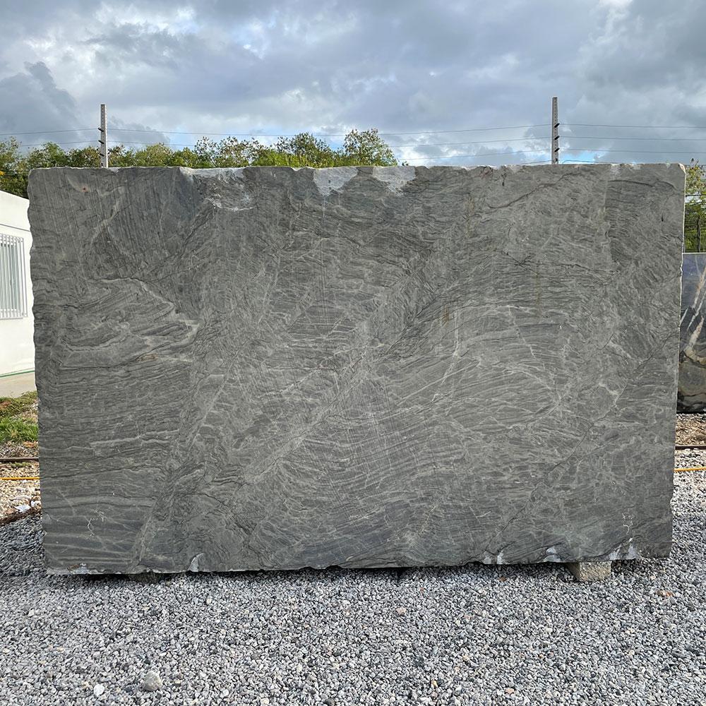 Bloco de Quartzito Metal Gray - Bloco n°04 - Premium
