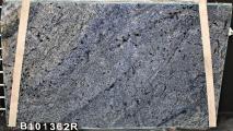 Chapa Polida de Granito Super Exótico Azul Bahia de 3cm de Espessura - Padrão Primeira (REF: 101362)