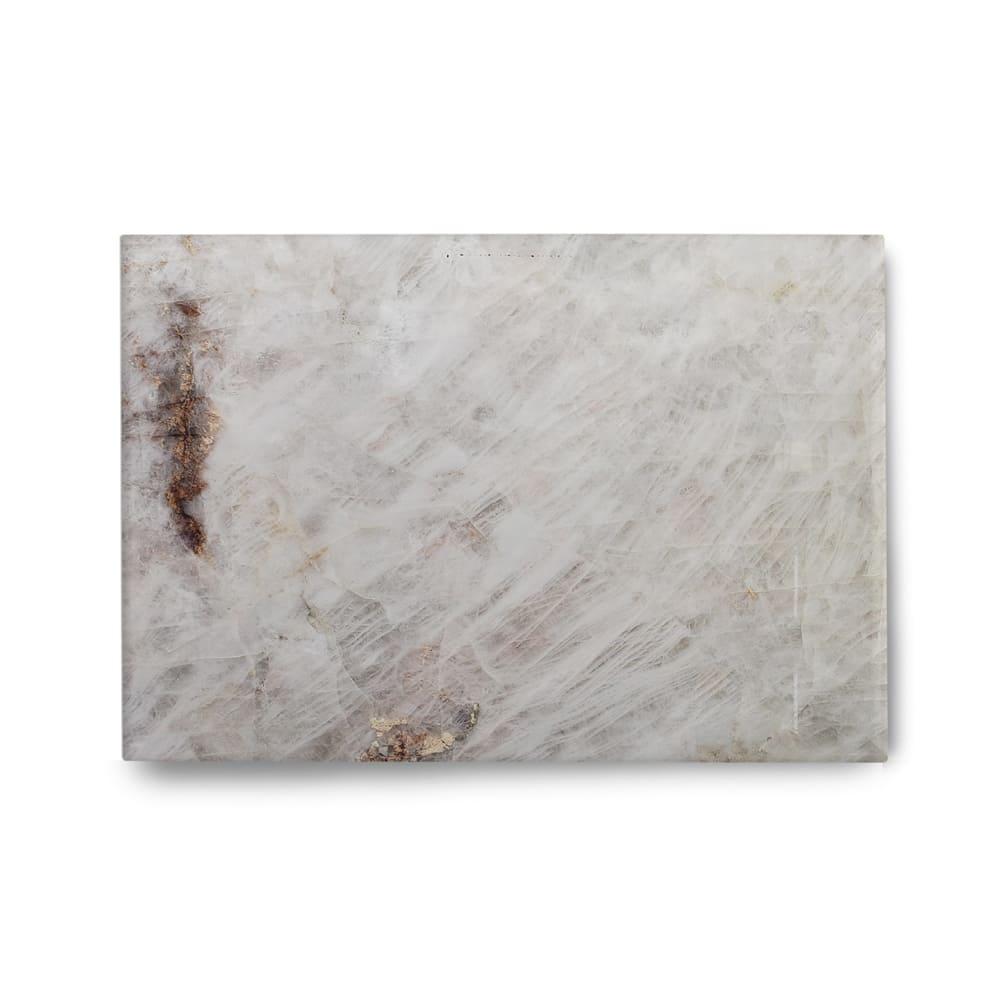 Piso de Cristal de Quartzo Exótico Polido Luminattus de 2cm 130x90cm