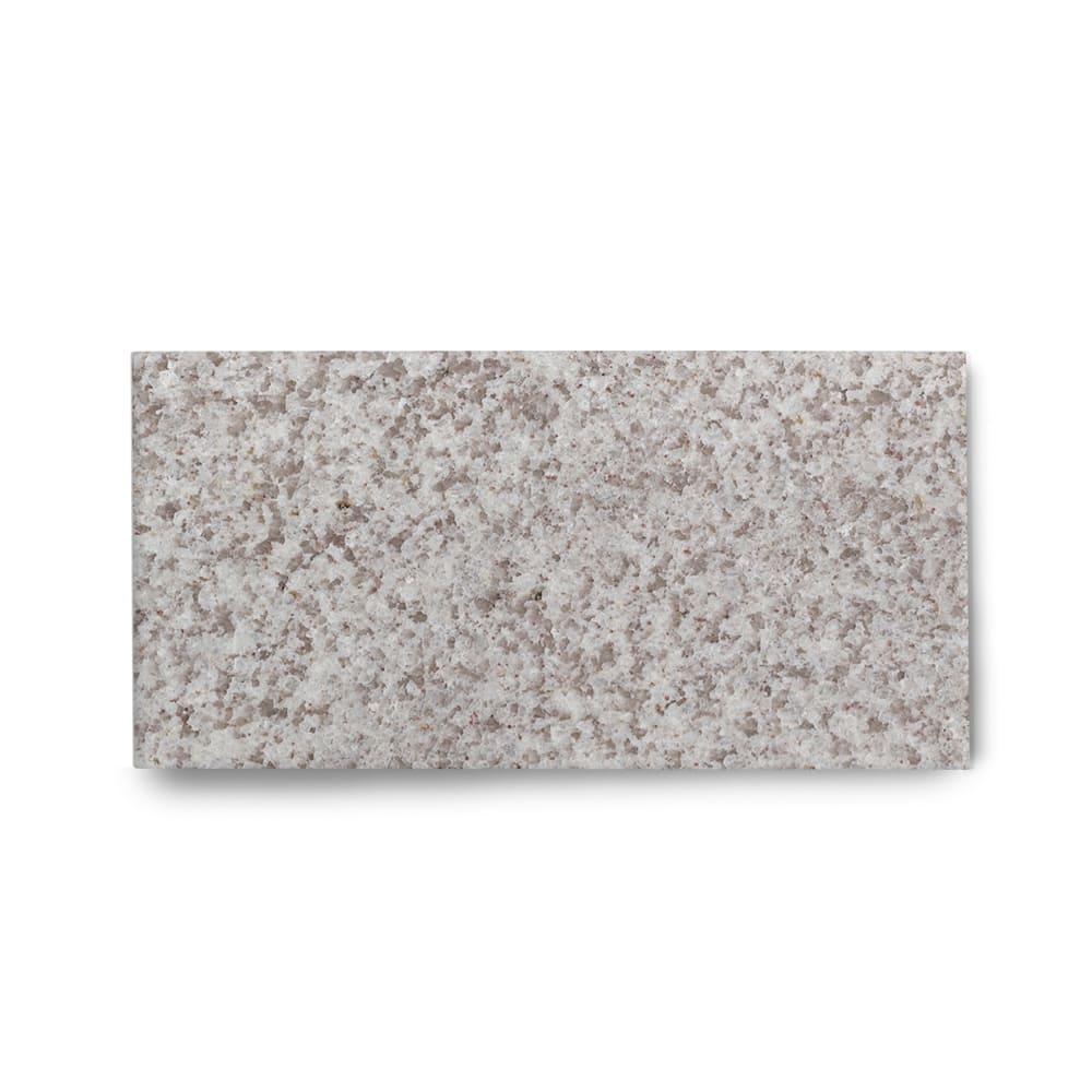 Piso de Granito Polido Clássico Branco Itaúnas de 2cm 57x15cm