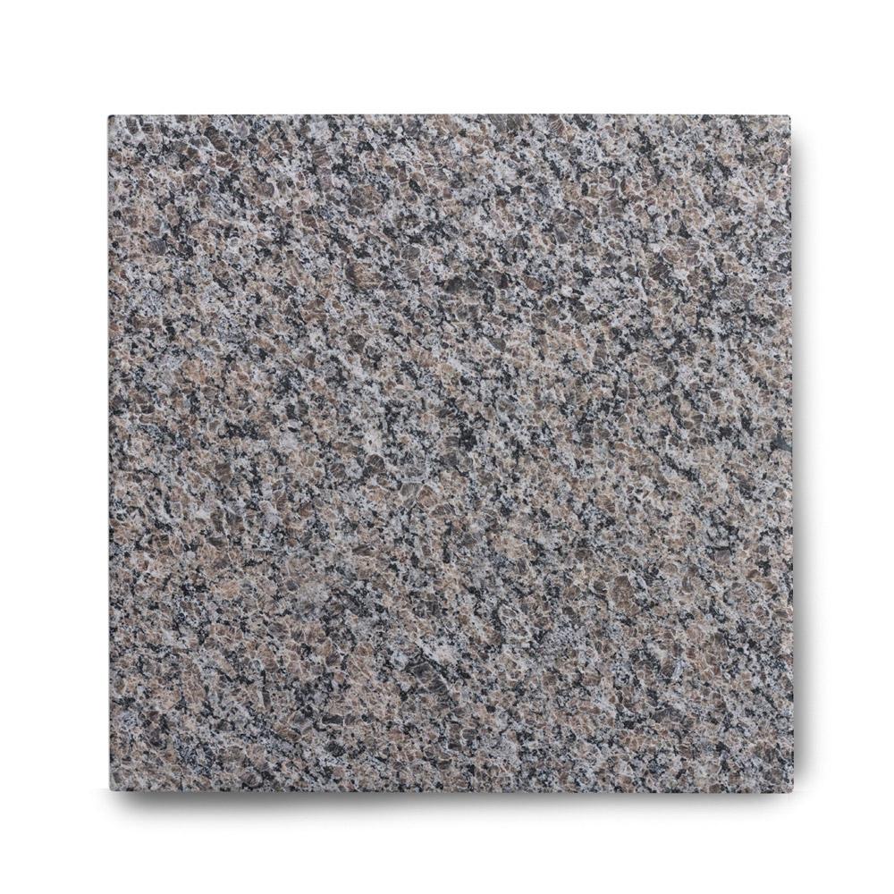 Piso de Granito Polido Clássico Ocre Itabira de 2cm de Espessura 57x57cm