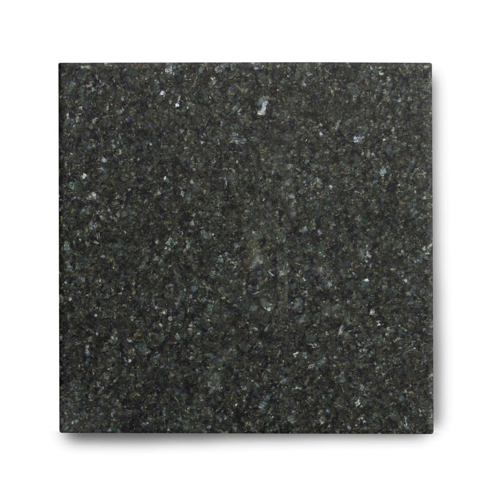 Piso de Granito Polido Clássico Verde Ubatuba de 2cm 55x55cm