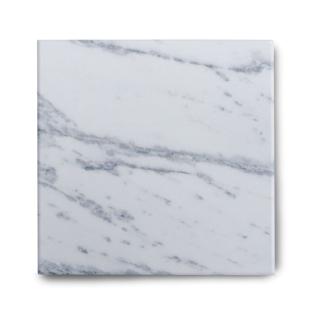 Piso de Mármore Polido Clássico Brazilian Carrara de 1,5cm 57x57cm