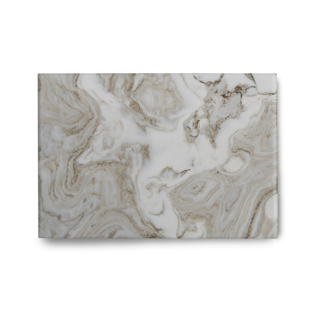 Piso de Mármore Super Exótico Polido Avalanche de 2cm 130x90