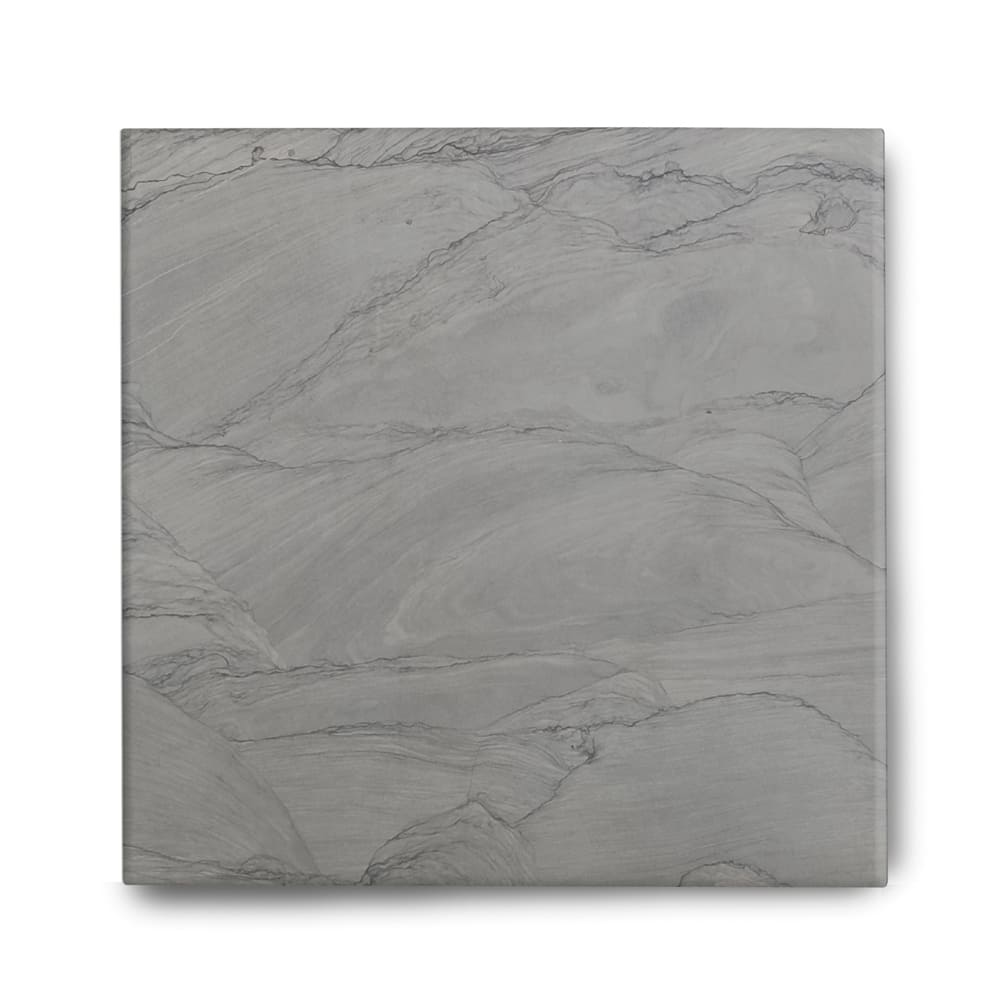 Piso de Quartzito Exótico Polido Montreaux de 2cm 90x90cm