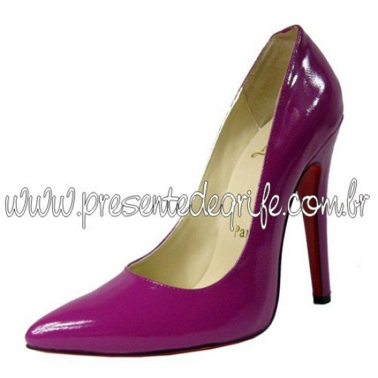 SAPATO CHRISTIAN LOUBOUTIN PIGALLE PUMP